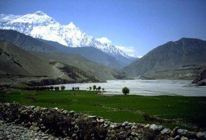 trekking trails in Nepal