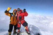 Mt. Everest climbing in Nepal