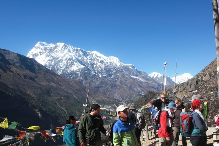 annapurna base camp trekking in Nepal