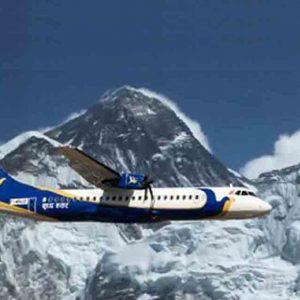 Everest Panoramic flight!