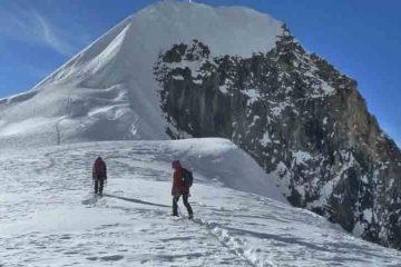 Tharpu Chuli or Tent Peak Climbing
