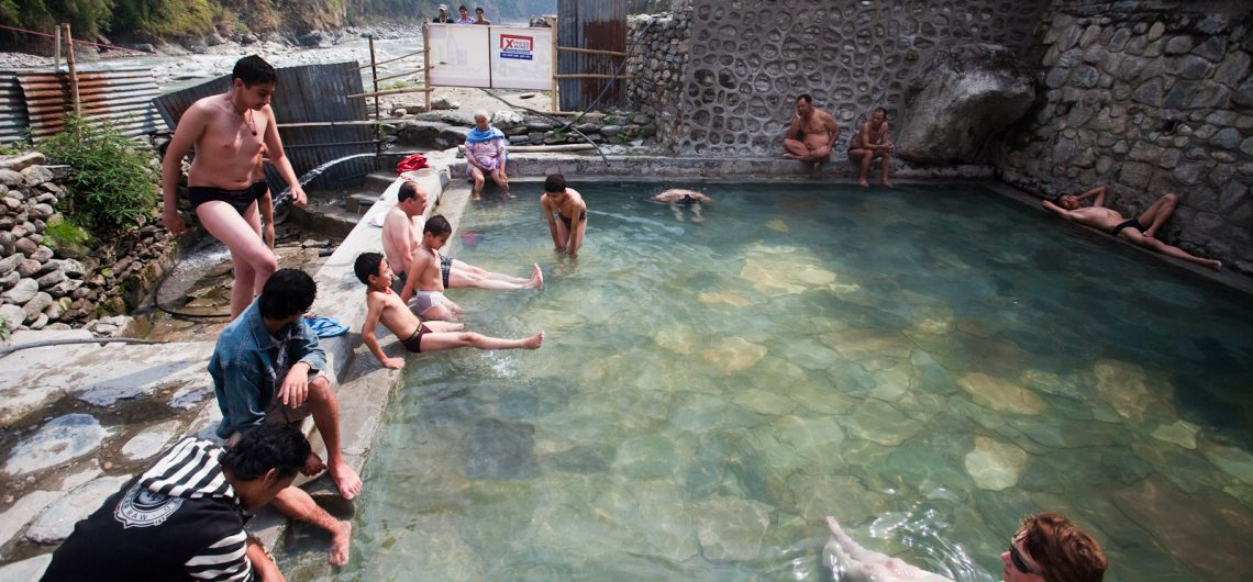 Tatopani Hot Spring
