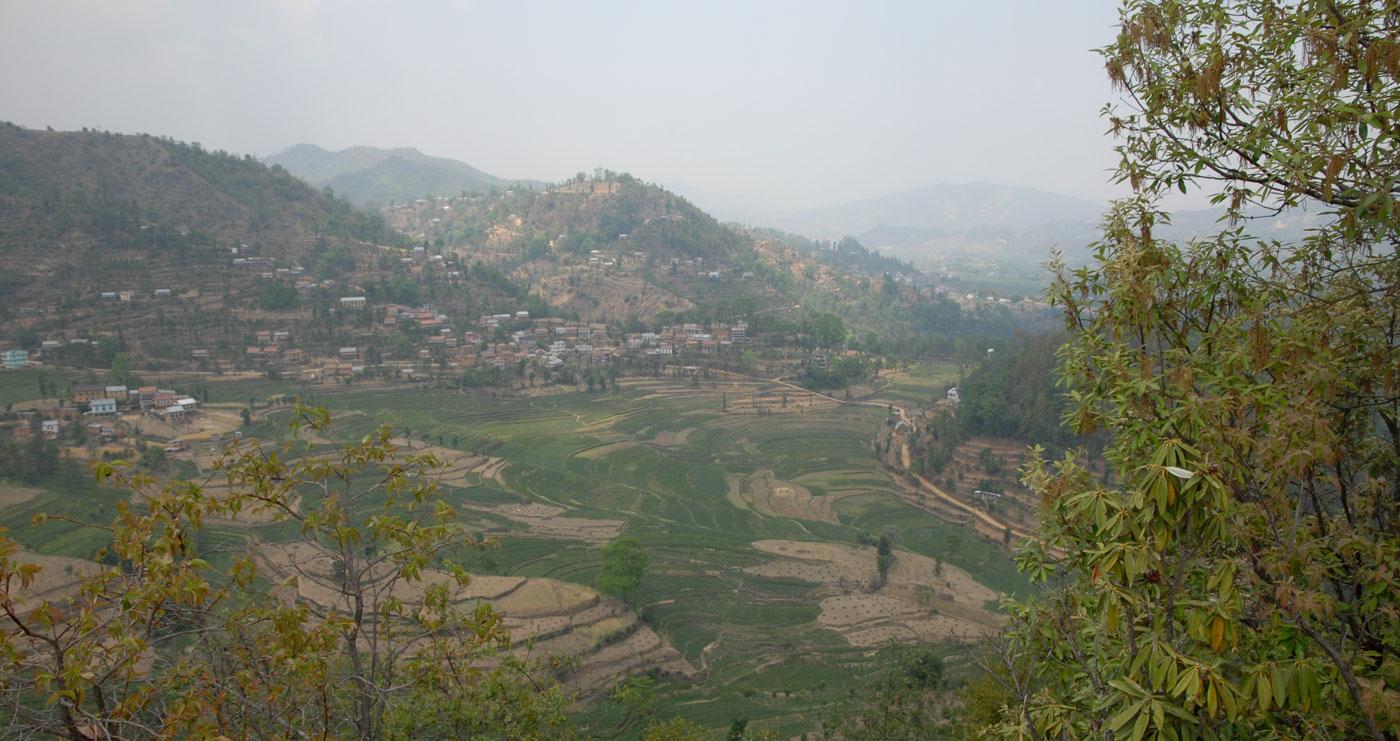 Balthali Village trekking