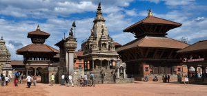 bhaktapur durbar, one of the world heritage sites inside Kathmandu valley