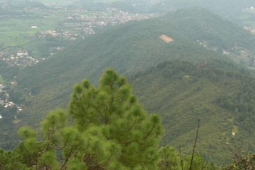Chandragiri Valley Hiking