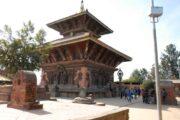 changunarayan-temple, World Heritage site inside Kathmandu Valley