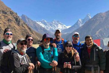 Classic Everest Trekking via Chola Pass