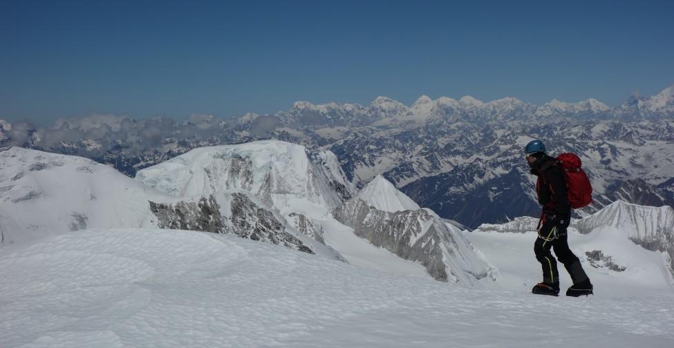 Cho Oyu Climbing Tibet