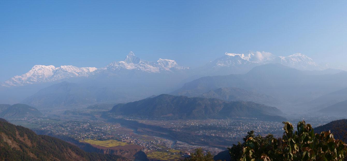 Gorkha Pokhara Trekkng