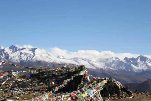 Climbing & Expeditions Tibet