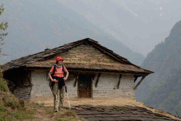 Sirubari village trekking in Nepal