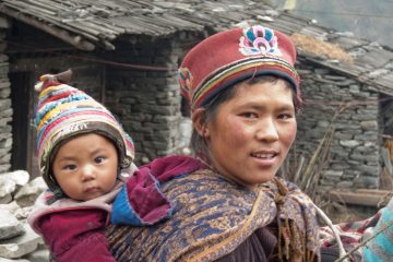 Tamang heritage trekking langtang