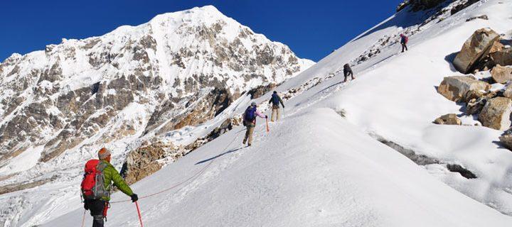 Yala Peak Clmbing with Nature Trail