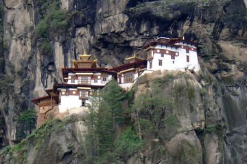 Wheels Across Bhutan Tour