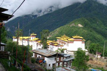 Across Bhutan -Bicycle Tour