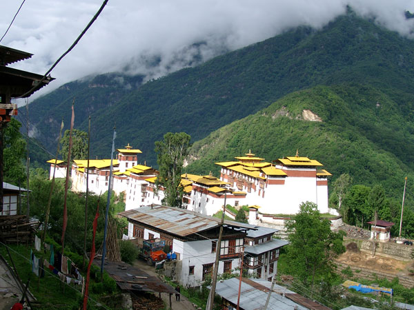 Across Bhutan -Bicycle Tour