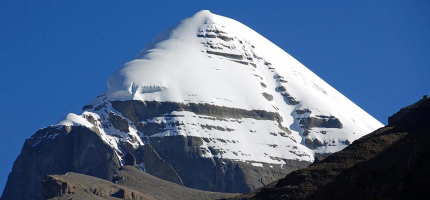 Mt. Kailash commencing from Nepal