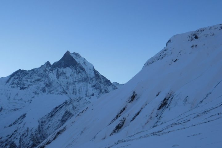Chulu West (6419 metres)