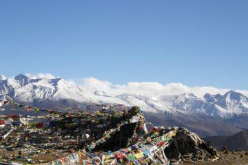 Climbing Mt. Cho Oyu