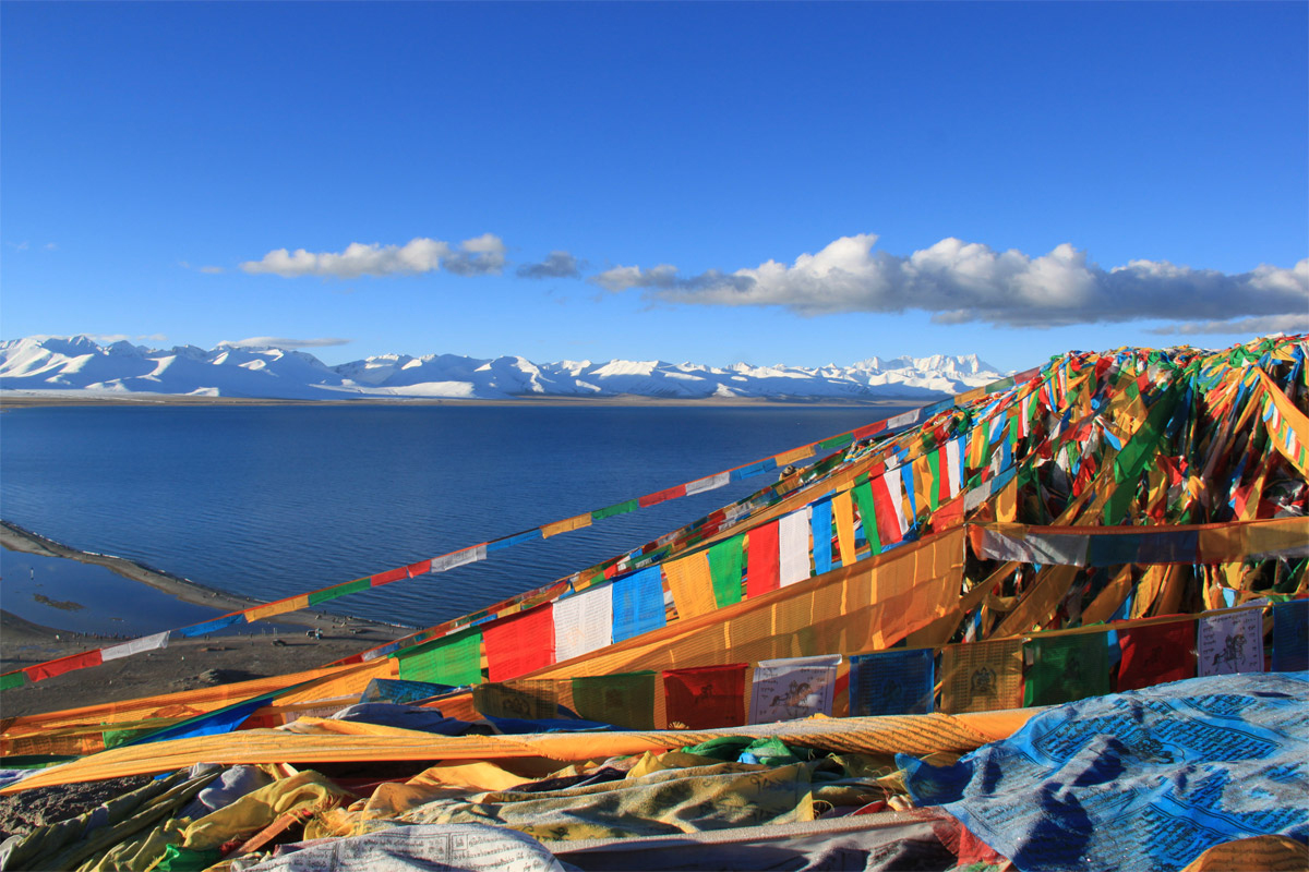 Mt Kailash by Lhasa