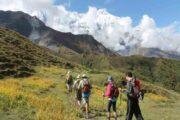 milke danda trekking
