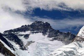 Mt. Lhotse Peak Climbing