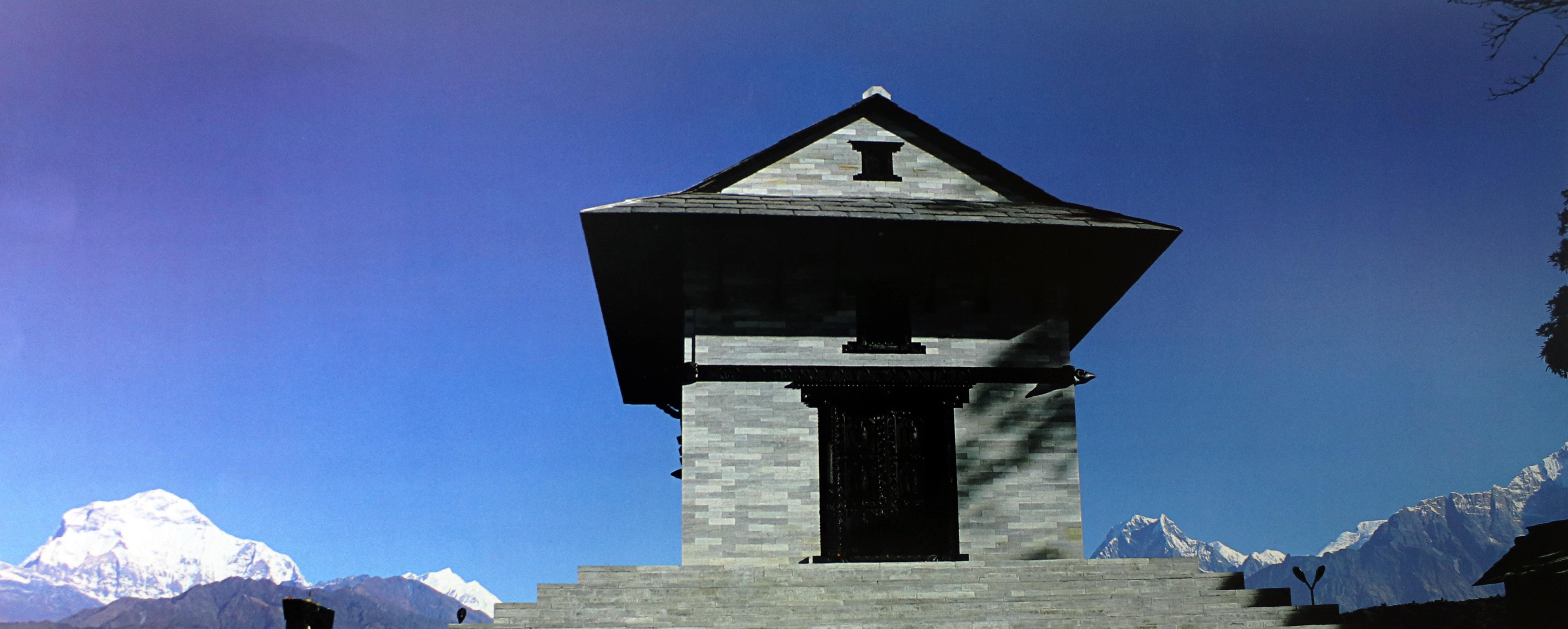 karbakeli temple