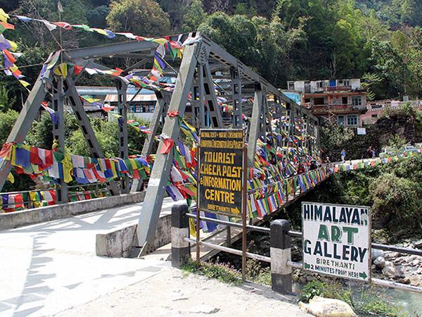 Nayapul, Places around Annapurna Base Camp, annapurna base camp places to stay, accomodations around ABC trek, trekking to annapurna base camp