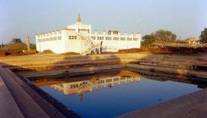 lumbini world heritage site