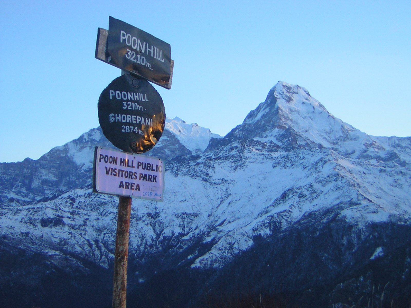 poon hill - Places around Annapurna Base Camp, annapurna base camp places to stay, accomodations around ABC trek, trekking to annapurna base camp