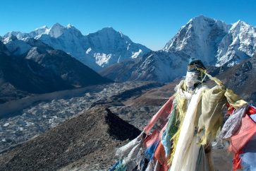 Kwangde (6187 metres)