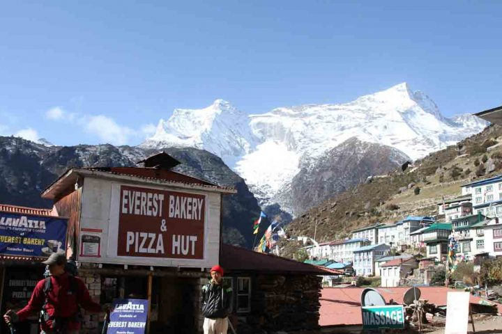 Mt. Everest Panorama Trekking