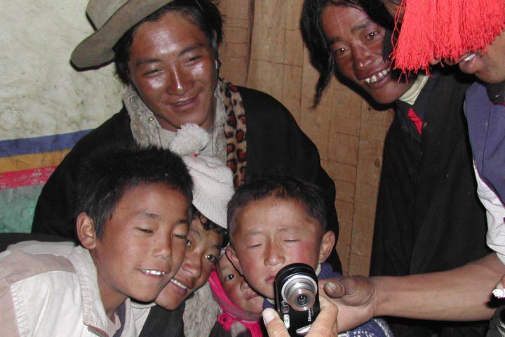 Jumla Simikot area trekking and People