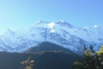 mardi himal trekking annapurna region