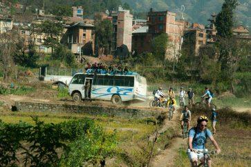 Nepal Mountain Biking