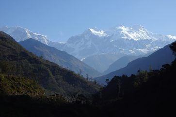 Mardi Himal (5587 metres)