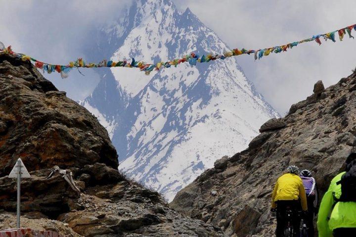 Climbing Mt. Gurla Mandata (Expedition- Tibet) - manasarovar lake