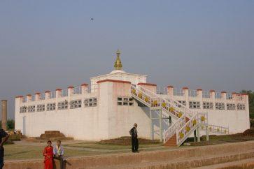 Lumbini, Buddhist Circle Tour